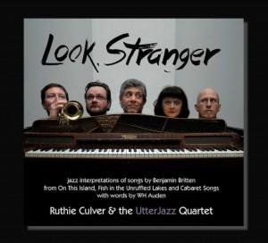 Look Stranger CD cover