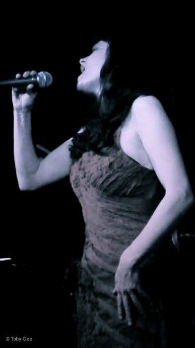 jazz singer Ruthie Culver, pizza express soho